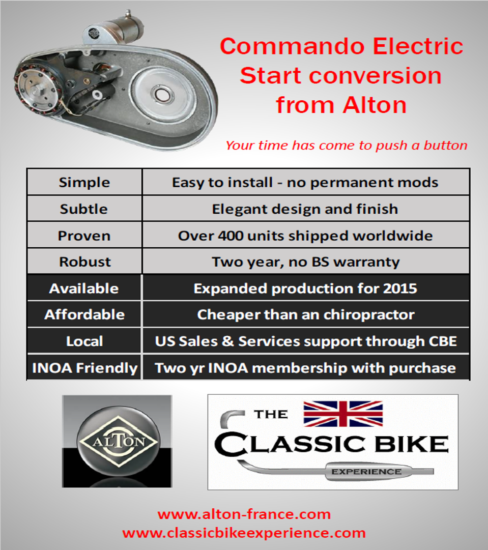 Alton estart for norton classic bike experience picture1 asfbconference2016 Images