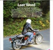 MESH magazine article