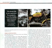Robb Report - Collection Mag -Article