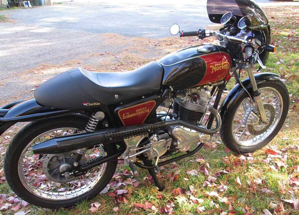 Amazing Norton Commando Archives Classic Bike Experience Wiring Cloud Hisonuggs Outletorg