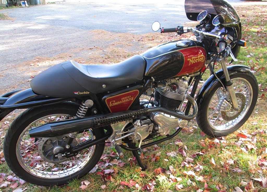 Magnificent Norton Commando Archives Classic Bike Experience Wiring Digital Resources Unprprontobusorg