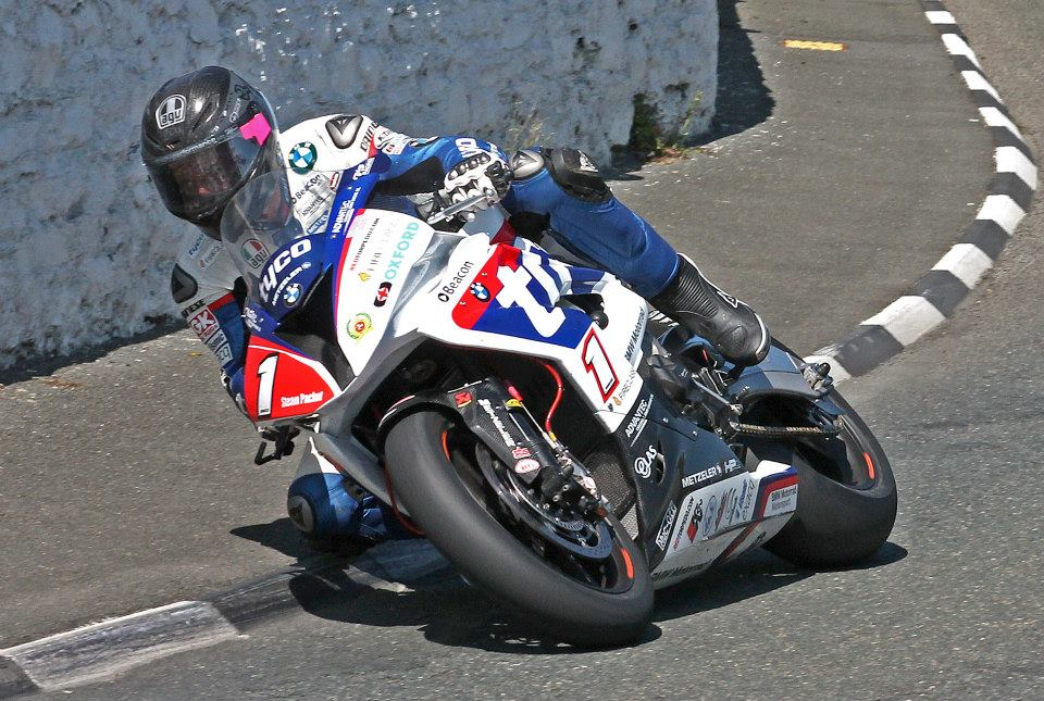 Guy Martin at Church Bends